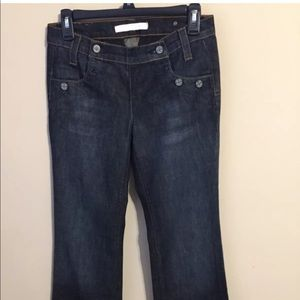 NWT Anthropologie freedom of choice jeans size 26